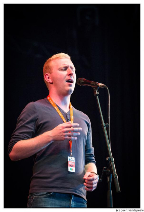 Jonas Veirman Gent Jazz